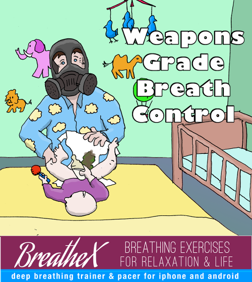 Weapons Grade Breath Control